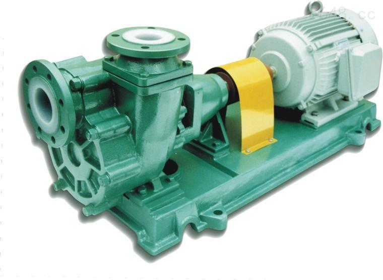 供应氟塑料合金自吸泵FZB型-季诚