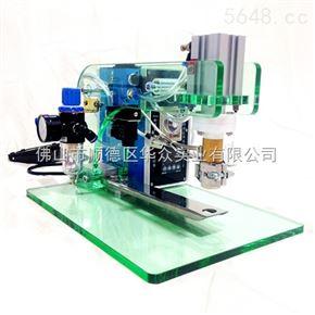 顺德华众多功能包装设备供应半自动压阀机 JP1