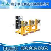 ZYDG1500B重型双鹰嘴三油桶夹具