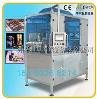 广州华川全自动BIB矿泉水盒中袋灌装机