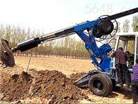 專業鉆機廠家履帶式打樁機