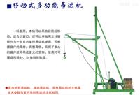 移动式吊运机结构