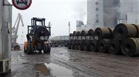 供应卷钢装卸专用25吨叉车码头25吨重型叉车