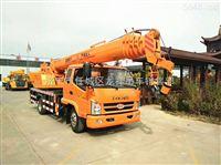 新款國五8噸吊車汽車吊車廠家直銷