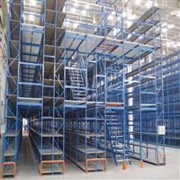 設計多層閣樓貨架系統方案